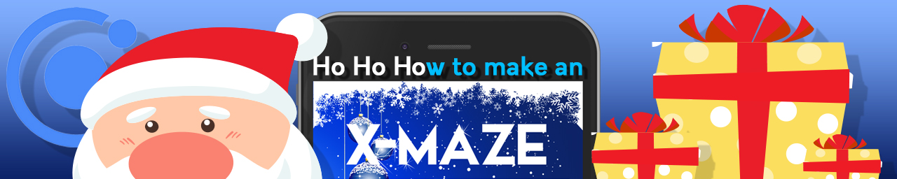 How to make an X-Maze with Ionic 4 (4/4)