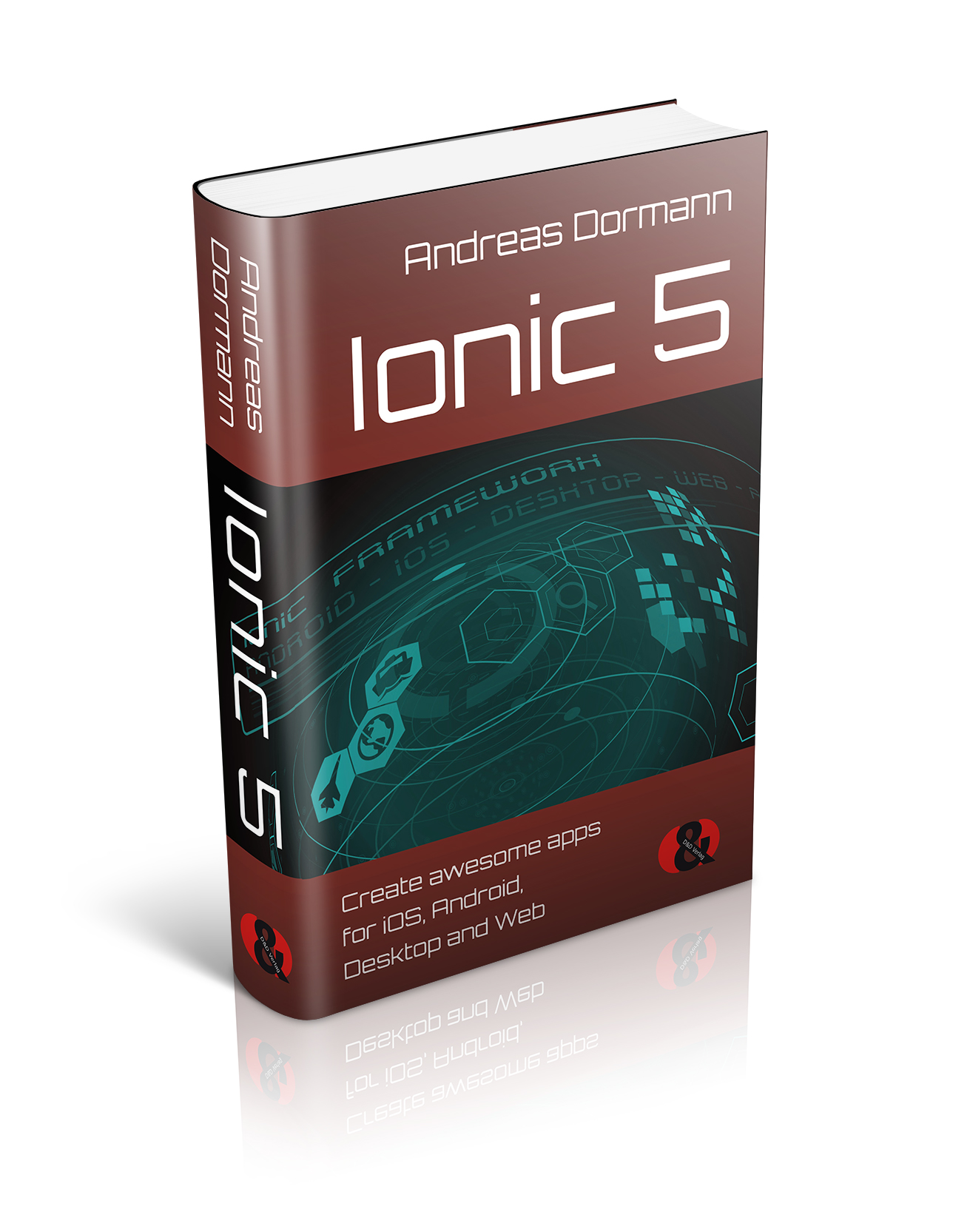 My Ionic 5 book is here!