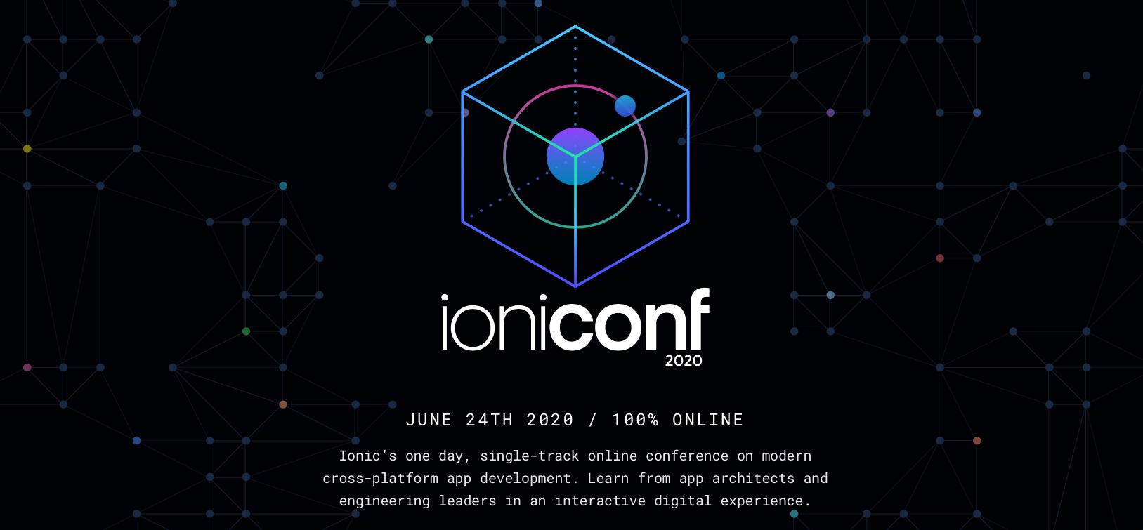 Ionic Konferenz 2020